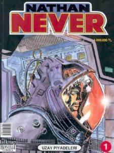 Nathan Never-1 Uzay Piyadeleri