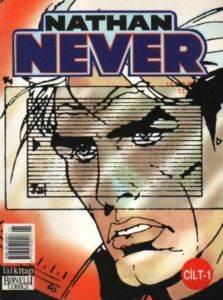 Nathan Never 1 - Uzay Piyadeleri, Son Savaş set