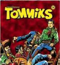 Esse Gesse Tommiks 14 Canavarlar Evi
