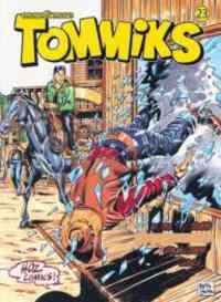 Tommiks Tuzak 23