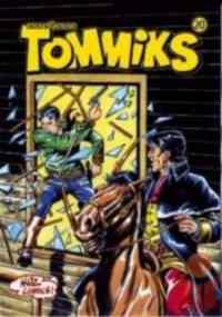 Tommiks Hayalet Şehir 20