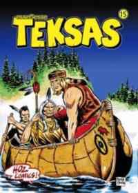 Esse Gesse Teksas 15 Uçurum Ejderhası