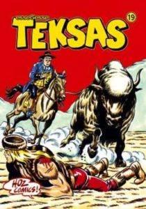 Teksas Yabancı 19