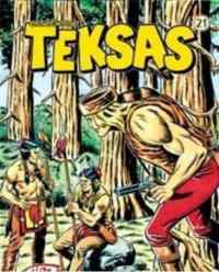 Teksas Umutsuz Savaşçı 21