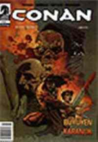 Conan 48.Sayı - 06/2008 Büyüyen Karanlık