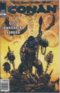 Conan 49.Sayı - 07/2008 Gece Tanrılarına Kurban