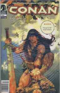 Conan 50.Sayı - 08/2008 ''Nergal'in Eli Final Bölümü''