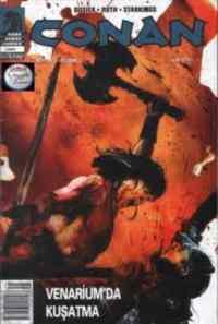 Conan 45.Sayı - 03/2008 Venarium'da Kuşatma