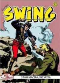 Özel Seri Swing Bir Kurşun Darbesi 13
