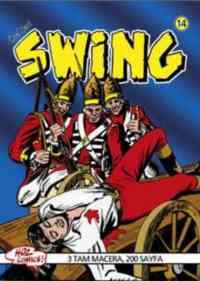 Özel Seri Swing Karaipler Çarı 14