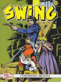 Özel Seri Swing Cehennemlik Büyücü 20