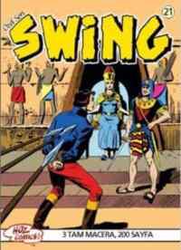 Özel Seri Swing Mumyanın Dirilişi 21