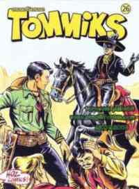 Tommiks Büyük İsyan 26