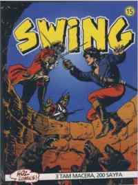 Özel Seri Swing Kayugas Totemi 15