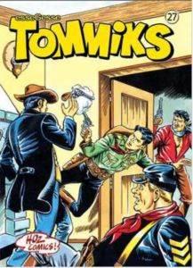 Tommiks Takoma City Şerifi 27