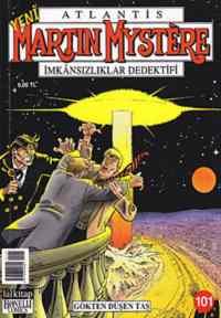 Martin Mystere 101 - Gökten Düşen Taş
