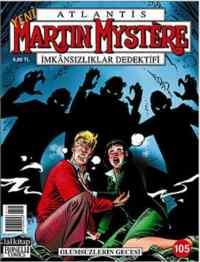 Martin Mystere 105 - Ölümsüzlerin Gecesi