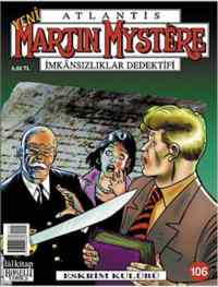 Martin Mystere 106 - Eskrim Kulübü