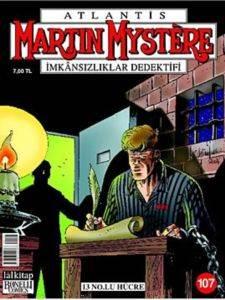 Martin Mystere 107 - 13 No'lu Hücre