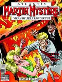 Martin Mystere 108 - Cinayet Suçlaması
