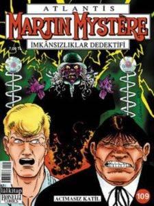 Martin Mystere 109 - Acımasız Katil