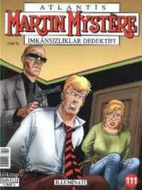 Martin Mystere 111 - İlluminati