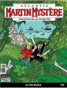 Martin Mystere 115- Altın Buda