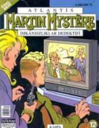 Martin Mystere-123 Atlantis