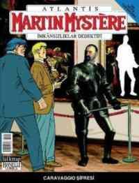 Martin Mystere 124 İmkansızlıklar Dedektifi