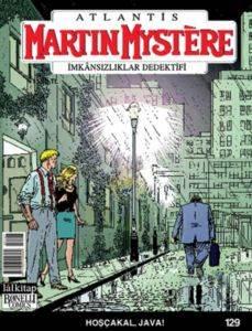 Martin Mystere 129- Hoşçakal Java