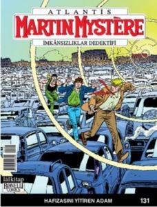 Martin Mystere 131- Hafızasını Yitiren Adam