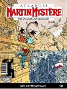 Martin Mystere 134 Gün Batımı Tanrıları
