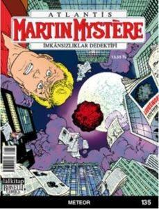 Martin Mystere İmkansızlıklar Dedektifi