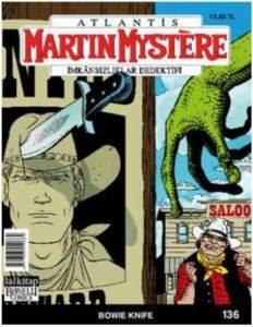 Martin Mystère Sayı: 136