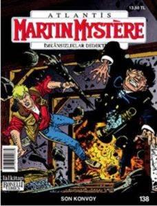 Martin Mystère Sayı 138