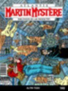 Martin Mystere Sayı 140 Altın Tozu