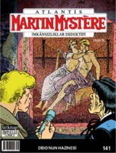 Martin Mystere Sayı 141