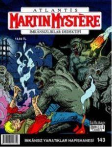 Martin Mystere sayı 143