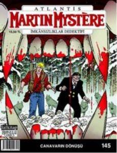 Martin Mystere Sayı: 145 - Canavarın Dönüşü