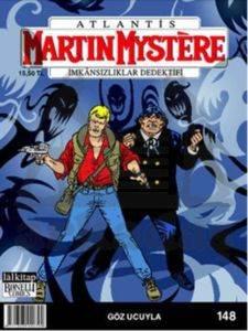 Martin Mystere Sayı 148