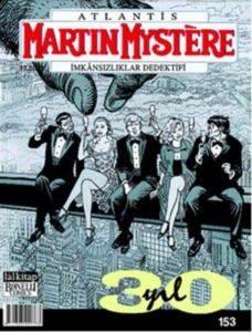 Martin Mystere Sayı 153