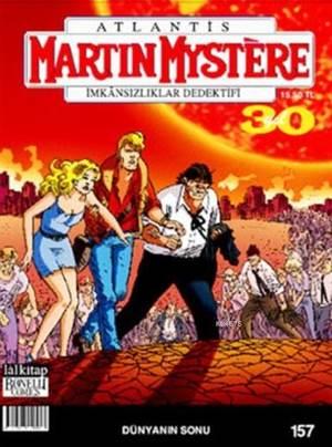 Martin Mystere Sayı 157