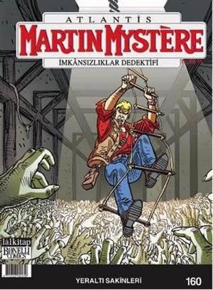 Martin Mystere Sayı 160