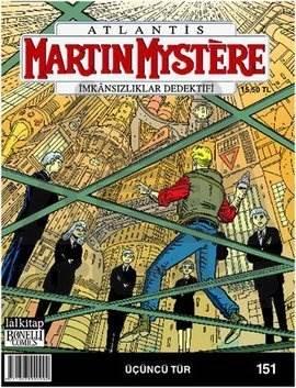 Martin Mystere Sayı 151