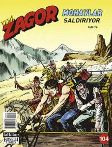 Zagor 104 - Mohavlar Saldırıyor