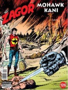 Zagor 126- Mohawk Kanı