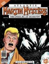 Martin Mystere 41 - Bay Jinx Dönüyor