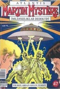 Martin Mystere-166Telemakhos'un Batışı