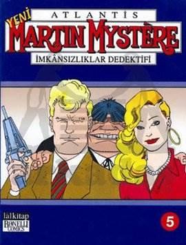 Martin Mystere Cilt:5