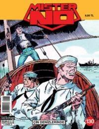 Mister No Çin Denizlerinde No:130